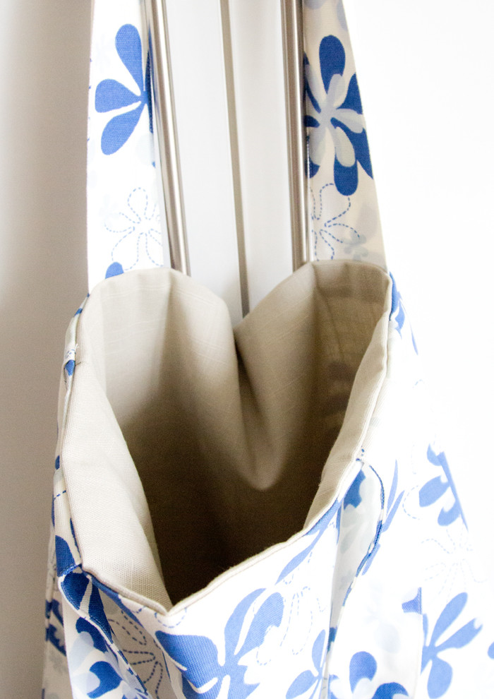 DIY Einkaufstasche Schritt 7