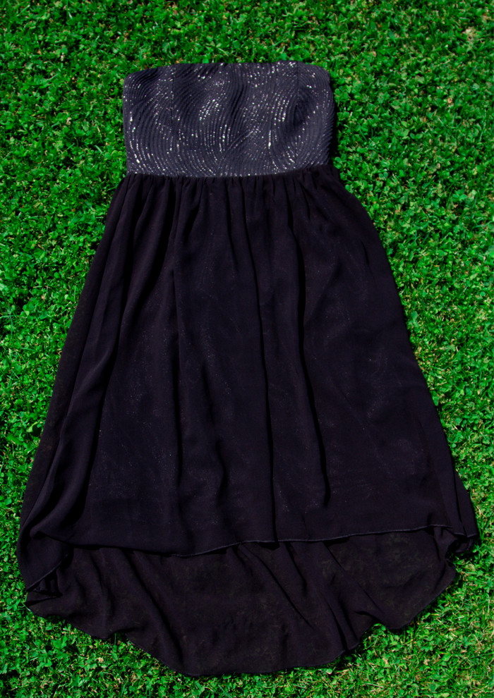 Second hand Partykleid