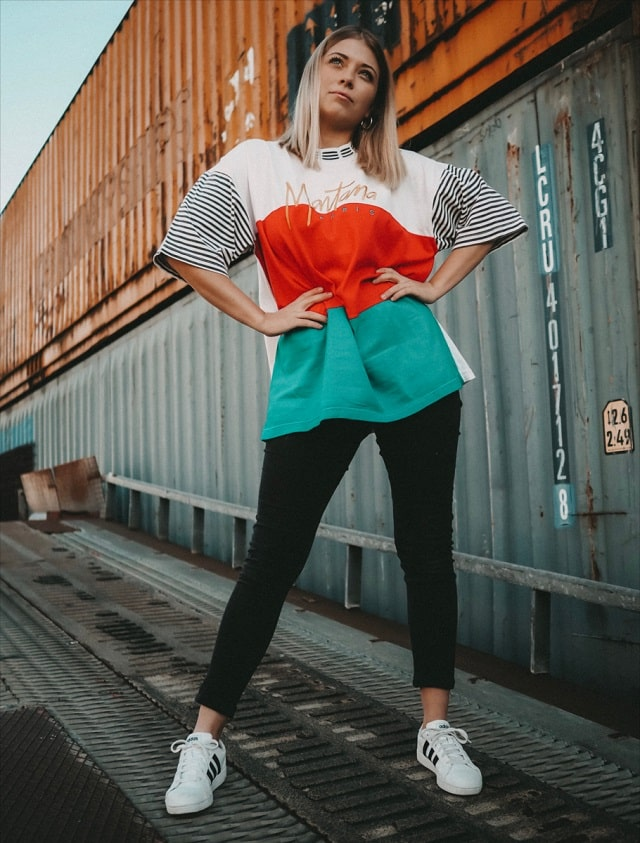 Vintage Women Outfit